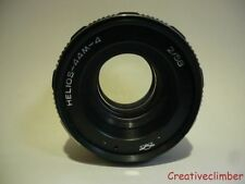 Helios Manual Focus Standard M42 Camera Lenses