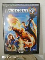 I FANTASTICI QUATTRO 4 EDIZIONE SPECIALE DOPPIO 2 DVD NUOVO SIGILLATO