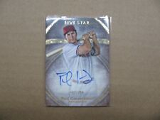 2014 Topps Five Star #FSA-PG  Paul Goldschmidt   AUTO   #202/399
