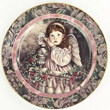 Hope Bradford Exchange Collector's Plate 1st Issue of Garden of Innocence 1993