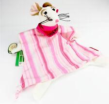 Kuscheltuch Schmusetuch Maus Kuscheltier Living Puppets erstes Plüschtier Baby