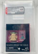 "Star Wars Black Series ""The Child (Dark Cuffs and Collar)"" AFA U8.5"