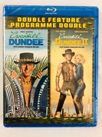 Crocodile Dundee 1 and 2 - Double Feature (Blu-ray, Region A)