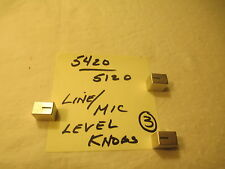 MARANTZ 5120 / 5420 Mic / Line Level Knobs - 1 each
