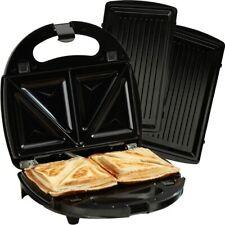 Cooks Professional Sandwich Toaster & Panini Maker Grill 2 in 1 -  Non Stick