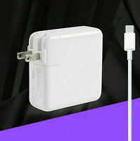 96W USB C Power Adapter Charger with USB-C Cable for 2019 MacBook Pro 16 inch 15