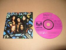 Bang Tango Psycho Cafe cd 10 tracks 1989 RARE