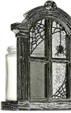 Bath & Body Works~Halloween Spider Glass Window Candle Holder~Cool~Love