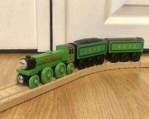 Thomas The Train Wooden Railway THE FLYING SCOTSMAN 2001 EXCELLENT CONDITION