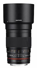 Samyang 135mm f2.0 - Canon COMPATIBLE