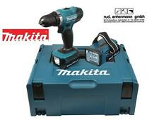 Makita Akkuschrauber Bohrschrauber DDF 343 RYLJ im MakPac ähn. Systainer + Lampe