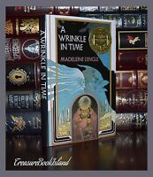 A Wrinkle in Time by M. L'Engle Brand New Collectible Hardcover Gift Edition