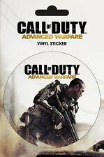Vinyl Sticker / Aufkleber CALL OF DUTY - Advanced Warfare - Game ca9cm SK0375