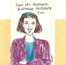Funny Don't Let Another Birthday Frustrate You - Men Do That - Hallmark Card