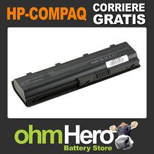 Batteria POTENZIATA 5200mAh per HP-compaq Pavilion dv5, dv6, g6