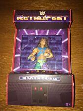 WWE Mattel Rockers Shawn Michaels Retrofest Exclusive Elite Figure