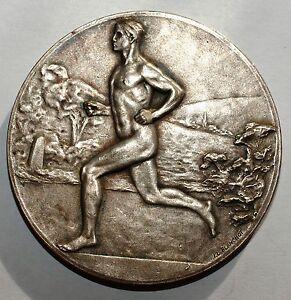 Medalla Deporte Firmada I. L. Blanchot (86)