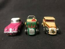 vintage early slot cars lot of 3 Aurora UNKNOWN BY SELLER group #3