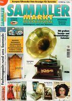 SAMMLER MARKT International - Magazin Heft Flohmarkt Auktionen 12/2004 - B15068