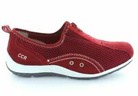 NEW CC RESORTS SORRELL WOMENS COMFORTABLE CASUAL FLATS WITH ZIP ENTRY
