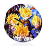 Dragon Ball Lovely Round Wall Clock Home Office Room Decor
