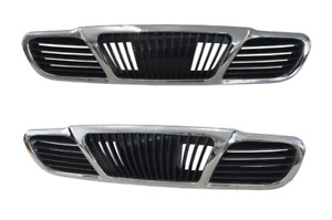 FRONT GRILLE FOR DAEWOO LANOS 1999-2003