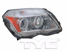 TYC NSF Right Side Halogen Headlight For Mercedes GLK300/GLK350 2010-2012 Models
