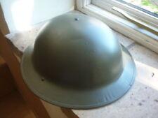 ww2 british army tommy steel helmet 1939 early model