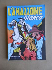 Albo D'Oro n°83 1947 L'AMAZZONE BIANCA [G584] BUONO ristampa anastatica