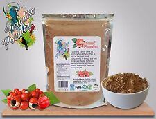 GUARANA SEED Powder 16oz 1lb Brain Stimulant Highest Natural Paradise Powder