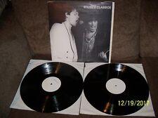 ROLLING STONES Stone's Classics Mega Rare DBL LP NR/MINT