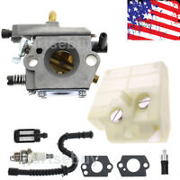 New Carburetor Carb Tune up kit for Walbro WT -194 Stihl 024 026 MS240 MS260 240