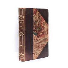 Aristide Bruant 'Chansons & Monologues' Pairault, Paris Signed 1891