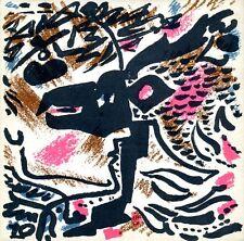 André MASSON, Catalogo della Mostra alla Galerie Louise Leiris, 1968
