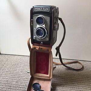 Vintage Prinzflex TLR Camera c.1960