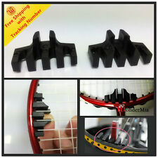 2pcs Pressure Load Spreader Protector Stringing Tool for Badminton (Adapter)