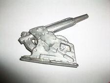 Vintage Semi Flat Lead Metal, WWI Adjustable Heavy Gun Vintage