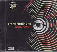 Franz Ferdinand-Walk Away cd maxi dvd single