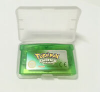 Pokémon Versione Smeraldo Italiana For Gameboy Advance GBA SP DS DS-Lite