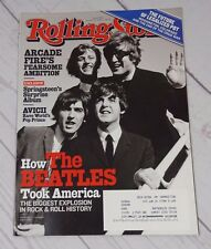 Rolling Stone Magazine January 16, 2014 #1200 Jan Beatles - R152