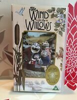 The Wind in The Willows VHS Video Tape Vintage Children's Classic TBLO