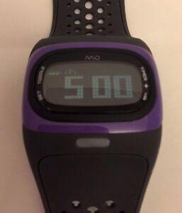 Mio 53P-BLU Alpha Continuous Strapless Heart Rate Watch, Indigo, Small/Medium