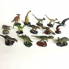Jurassic Park 3 Dinosaur Mini Figure 13 pcs Full Set  Kaiyodo Japan