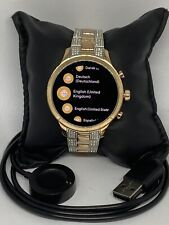 Michael Kors Gen 4 Genuine Smart Watch fully working MKT5048 LT111