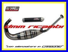Marmitta Completa GIANNELLI APRILIA RS 125 96 Silenziatore Espansione RS125 1996