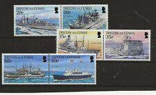Tristan Da Cunha 2003 RN Connections sg.787-92 set of 6 MNH