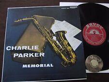 LP Charlie Parker Memorial Giappone 1992 | m -