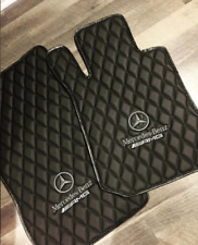 Custom Floor Mats - Mercedes ALL MODELS AMG | C63 | E63 | GTS | CLS63 | & More