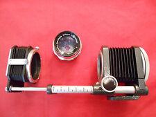 Novoflex-Balgengerät Universal BAL-S Novoflex-Memmingen Noflexar 1:3,5/105mm