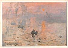 BT6066 Monet Claude geboren in parijs museum Marmottann paint peintures